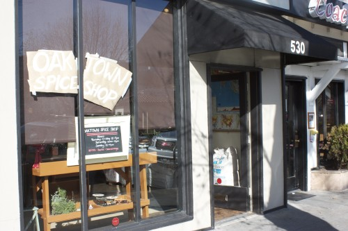"""The New """"Oaktown Spice Shop"""" Charms Oakland"""