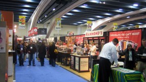 Bay Area Favorites at the 2012 Fancy Food Show