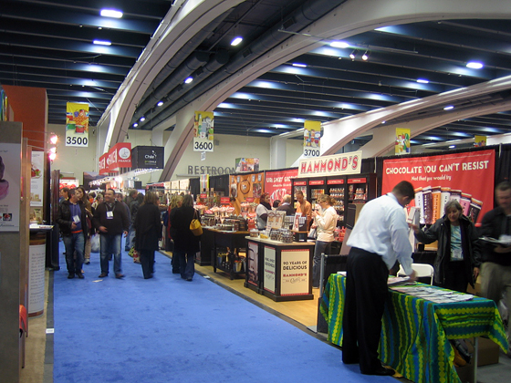 Fancy Food Show - Moscone Center