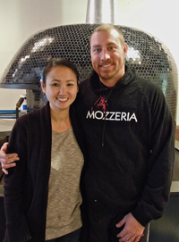 Melody and Russ Stein - Mozzeria