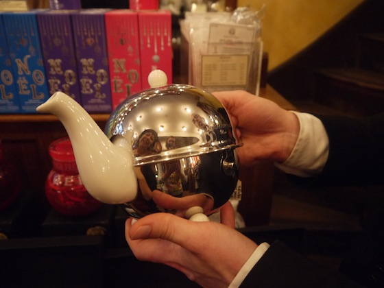 Mariage Freres teapot