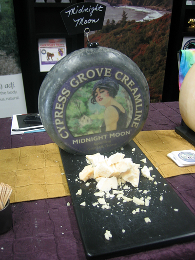 Cypress Grove Chevre - Midnight Moon Cheese