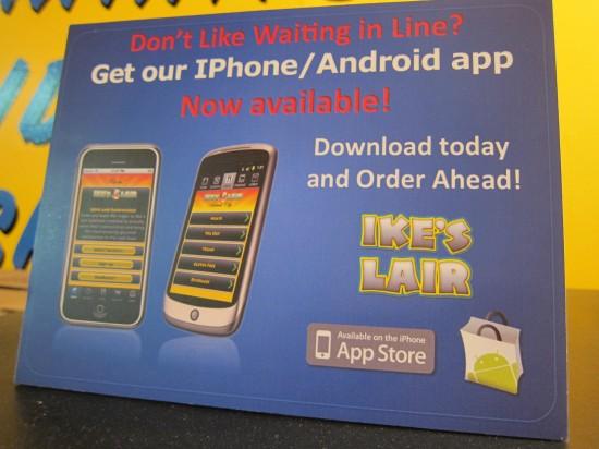 Ikes App