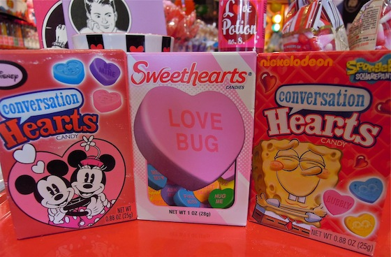 Powell's Vintage Candies Hit Sweet Spot for Valentine's Day