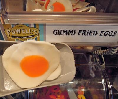 gummi eggs