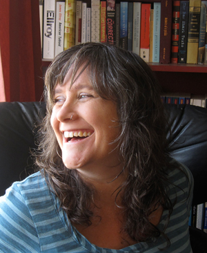 Kim Laidlaw author of Home Baked Comfort. Photo by Eric Wolfinger