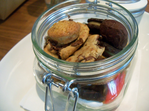 Cookie Jar dessert
