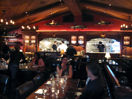 Goose & Gander takes up where Martini House left off, and then some