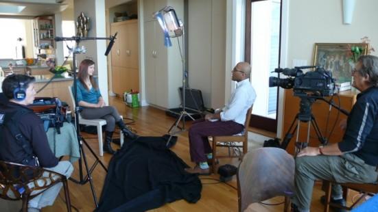 sheraz interviews daniella