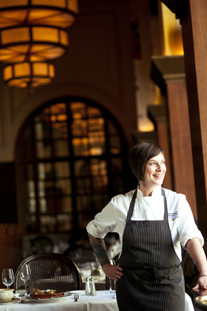 Chef Alicia Jenish's Misfit Dinners, Mentors and Bay Area Food Favorites