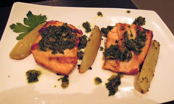 Mozzeria salmon