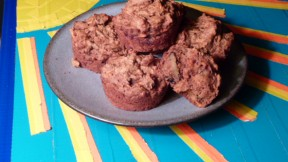 Wheat-Free Morning Joy Muffins