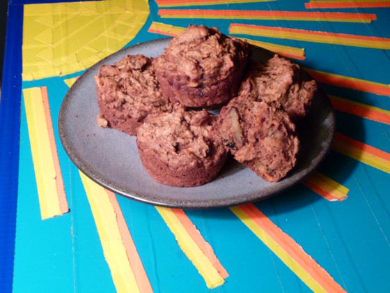 Wheat-Free Morning Joy Muffins