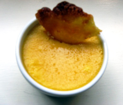 Orange Custard. Photos by Rebecca Joseph, courtesy of 12 Tribes Kosher Foods.