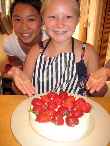 Summer Food and Farming Camps for Kids
