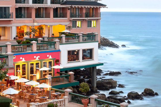 Monterey Plaza Hotel - Schooners Coastal Kitchen and Bar