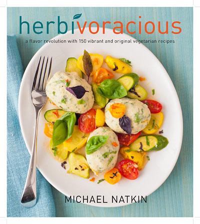 herbivoracious book cover - Michael Natkin