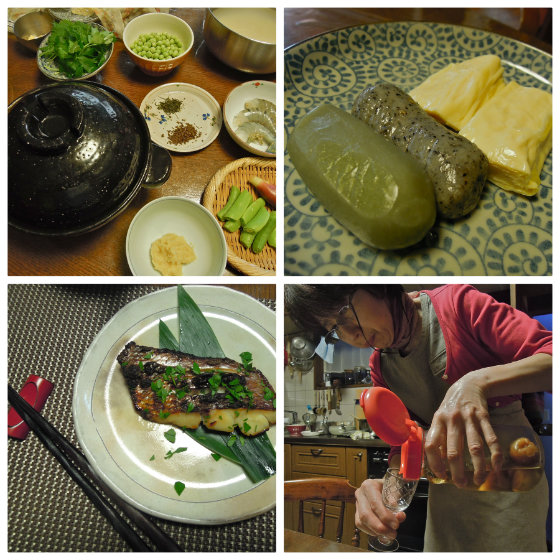 Emi Cooking class