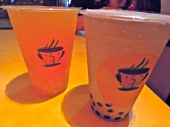 boba drinks