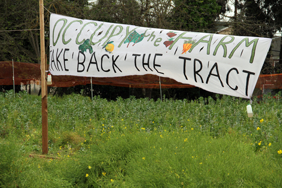 Occupy the Farm - Take Back the Tract