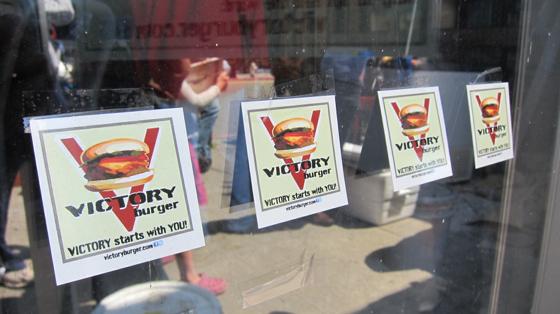 victory burger