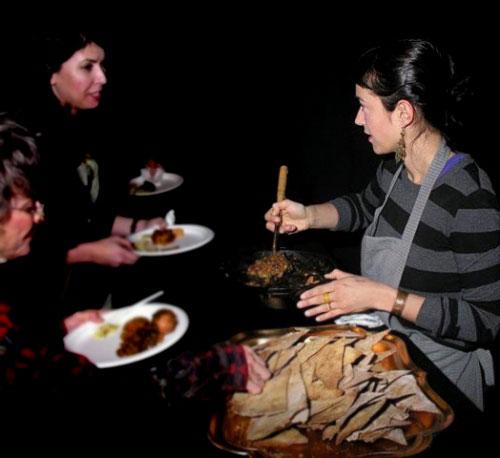 Yasmin Serving