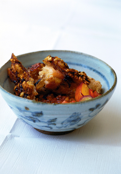 Crisp Pork Belly - Ripe - Photo: Jonathan Lovekin