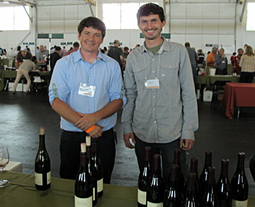 Jake and Ben Fetzer of Masut Wines