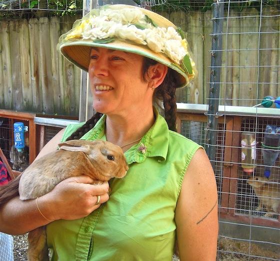 Animals (and their Poop) Transform Gardens into Urban Farms