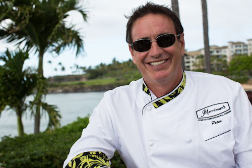 chef peter merriman