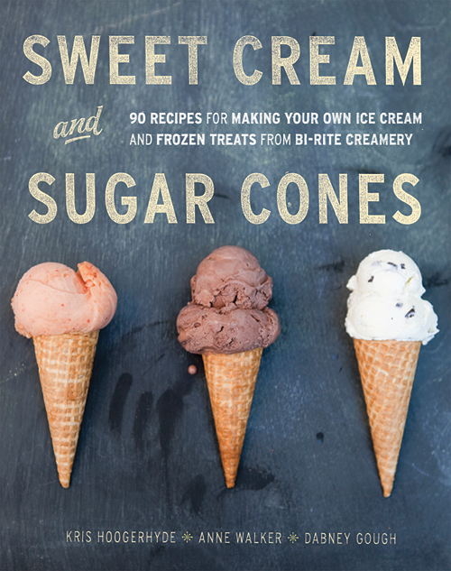 Bi-Rite Creamery's Sweet Cream and Sugar Cones: Review and Recipe for Balsamic Strawberry Ice Cream