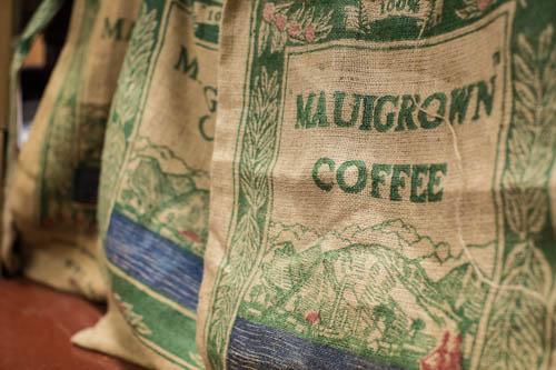 MauiGrown Coffee, Lahaina