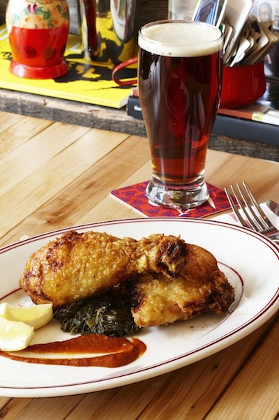 Fried Yardbird - Red Rooster recipe