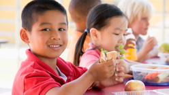 KQED's Forum: How Nutritious are Calif. School Lunches?