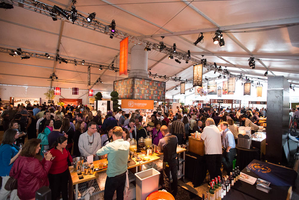 SF Chefs: Saturday Grand Tasting