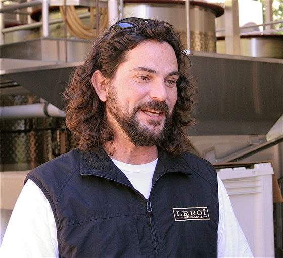 Winemaking in the Russian River Valley: Jeremy Baker of Thomas George Estates