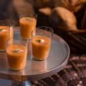 Summer Melon Soup, Habanero Gazpacho, Crème Fraiche (Mayfield Bakery & Café)