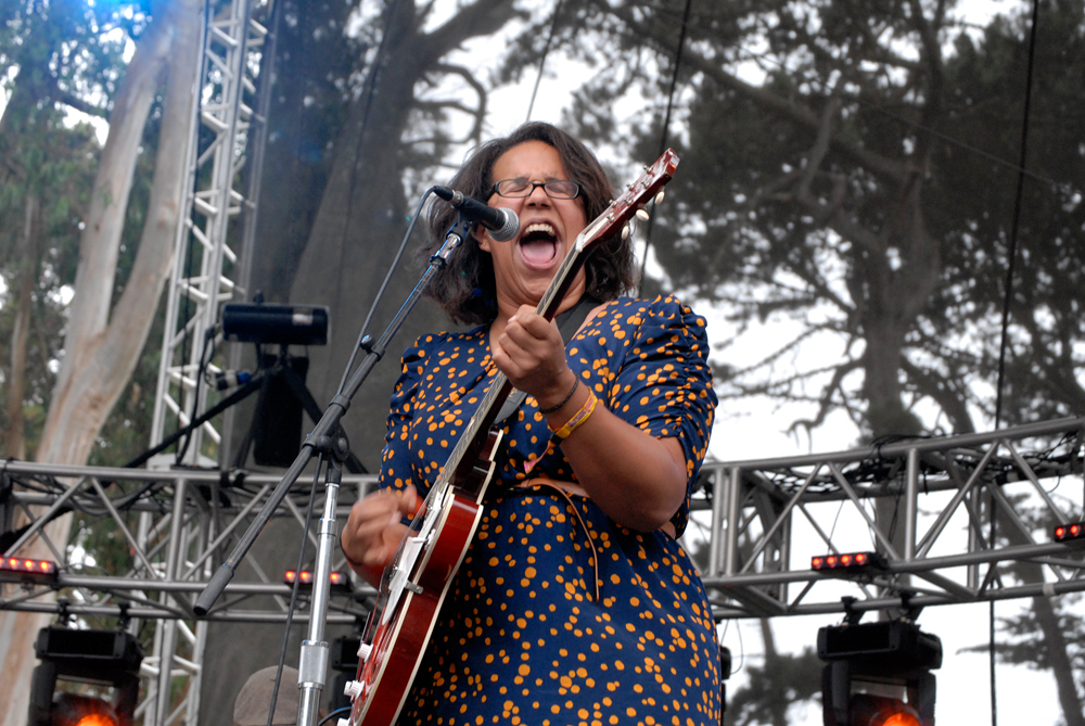 Alabama Shakes Photo: Wendy Goodfriend