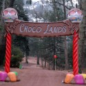 Choco Lands. Photo by Wendy Goodfriend