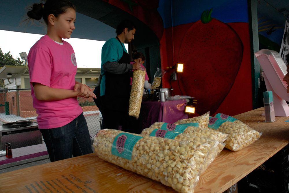 Endless Summer Sweets- Kettle Corn. Photo: Wendy Goodfriend