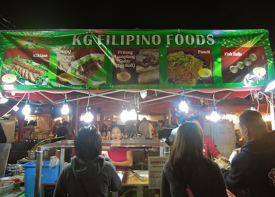 Filipino foods
