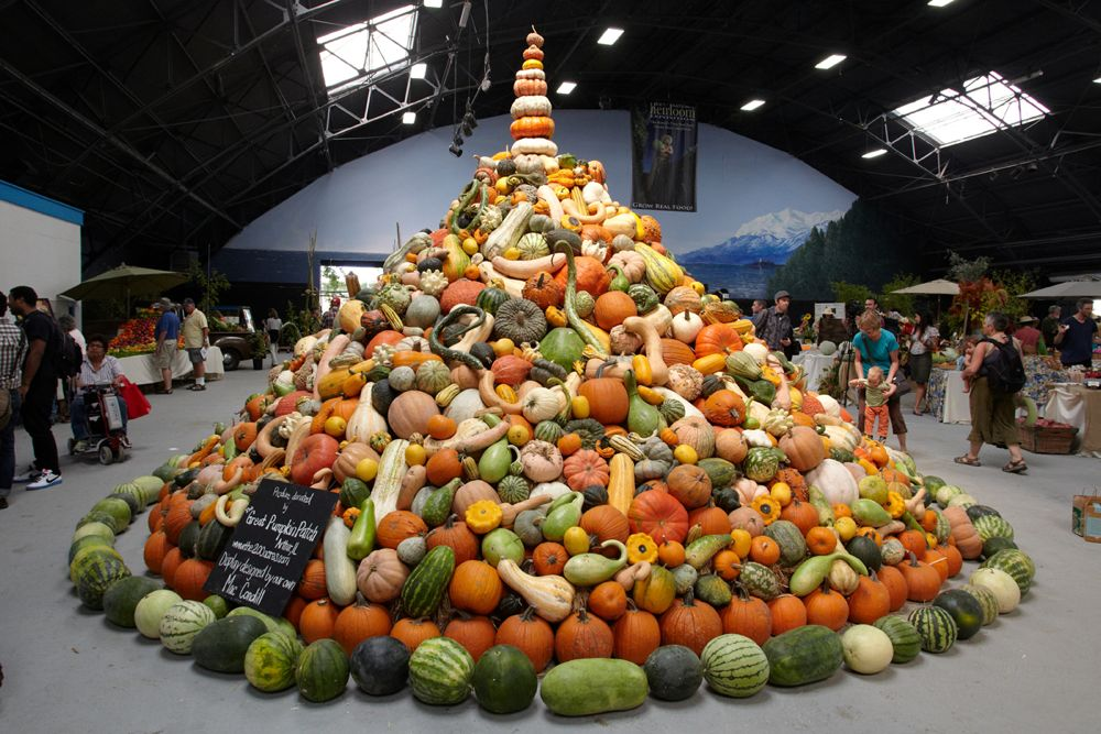 The 2nd annual National Heirloom Exposition