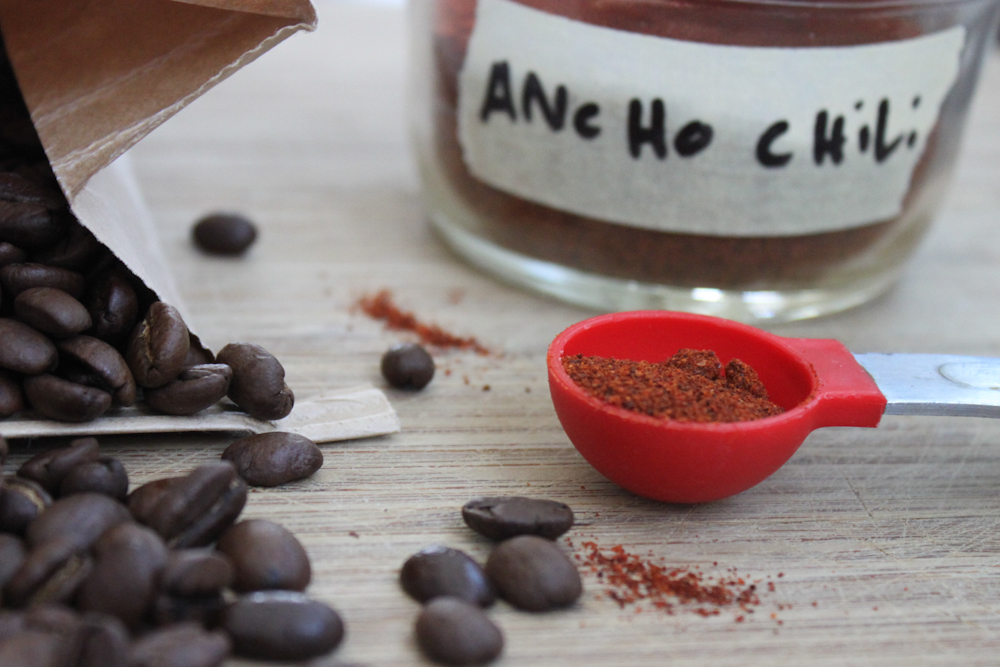 Chili and Coffee seasoning