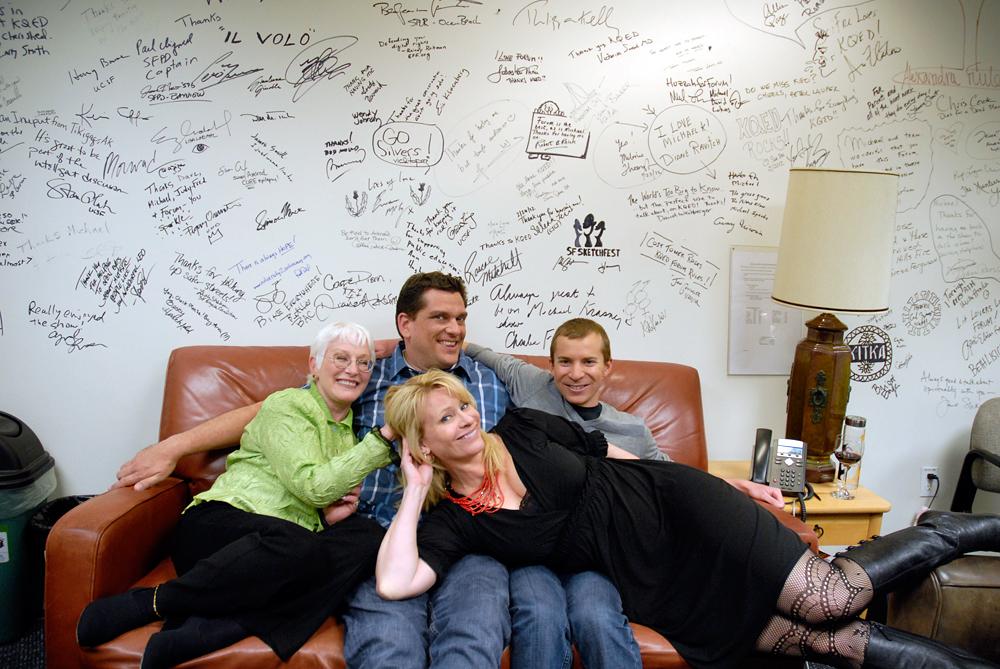 Check, Please! Bay Area reviews: Café Borrone, Wexler's, Big 4 Restaurant