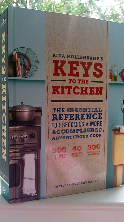 "Aida Mollenkamp's ""Keys to the Kitchen"" for more adventurous cooking and eating"