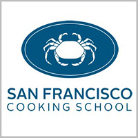 San Francisco Cooking School logo