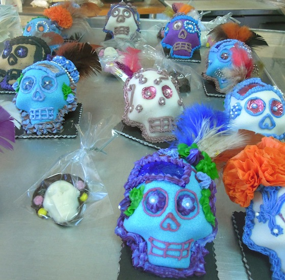 Celebrate Day of the Dead with Sugar Skulls and Pan de Muerto