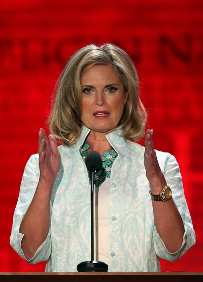 Ann Romney. Photo: Mark Wilson/Getty Images