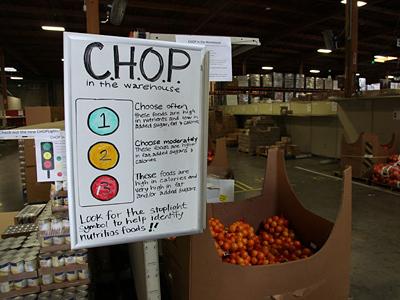Food Banks Shift Focus, Seek to Nourish People in Need