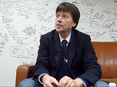 """Ken Burns discusses his new documentary """"The Dust Bowl"""""""